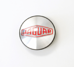 C2C39745 Jaguar wheel badge - Retro Style Fits XJ | XK